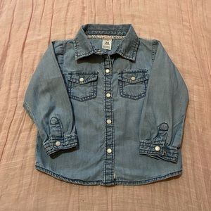 Carter's Chambray Shirt
